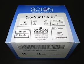 Clo-Sur P.A.D. Box